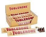 Milk Chocolate Toblerone - 20ct