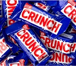 Mini Nestle Crunch Bars - 6.25lbs