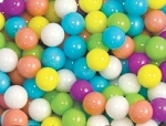 Mini Pastel Jawbreakers - 10lbs