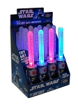 M&M Star Wars Light Up Sabers  - 12ct