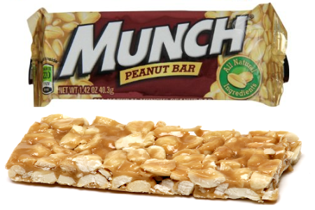 Home > Candy - Wholesale > Candy Bars > Munch Peanut Bars - 36ct
