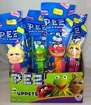 Muppets Assorted Pez Dispensers  - 12ct