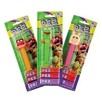 Muppets PEZ Blister Packs - 6ct