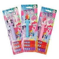 My Little Pony PEZ Blister Packs - 6ct