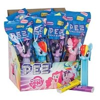 My Little Pony PEZ Dispensers  - 12ct