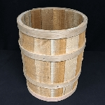 Natural Cedar Whole Barrel  - 16
