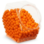 Single Color Sixlets - Orange - 12lbs