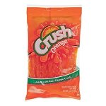 Orange Crush Juicy Twists Peg Bag - 12ct