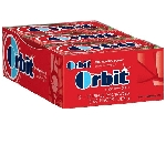 Orbits Strawberry Remix Gum - 12ct