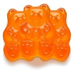 Ornery Orange Gummi Bears - 5lbs
