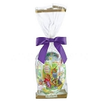 Paper Mache Egg W/Caramel Gifts - 8ct