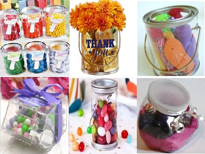 Party Favors / Gift Containers