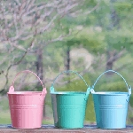 Mini Pastel Pail Assortment - 24 Count