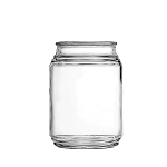 '16 oz Patio Glass Jars - 12ct' from the web at 'http://www.candyconceptsinc.com/assets/images/patiojar16oz_thumbnail.jpg'
