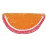 Peach Jelly Fruit Slices - 10lbs