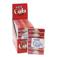 PEZ 6-Pack Cola Refill  - 12ct