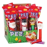 PEZ Christmas Dispensers  - 12ct