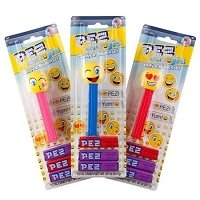 Emojis PEZ Blister Packs -Asst - 6ct