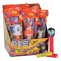 PEZ Halloween Dispensers  - 12ct