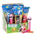 PEZ Power Rangers Assorted - 12ct