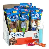 Secret Life Of Pets PEZ Dispenser - 12ct