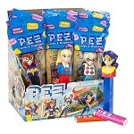 Superhero Girls PEZ Dispensers Assorted - 12ct