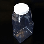 Pinch Grip Plastic Jug - 6ct