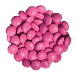 Pink Chocolate Gems -15lbs