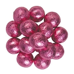 Pink Foil Chocolate Marble - 10lbs