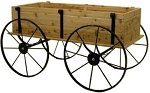 Planter Wagon - Red Cedar