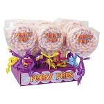 Poofy Pops Marshmallow Lollipop - 18ct
