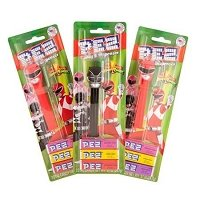 Power Rangers PEZ Blister Packs - 6ct