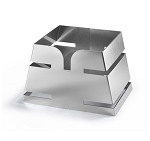 Pyramid Stainless Steel Skycap Riser - Size Choice