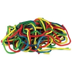 Rainbow Licorice Laces - 20lbs