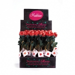 Sweetheart Red Chocolate Roses - 48ct