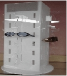 Revolving Eye Wear Display
