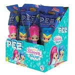 Shimmer And Shine PEZ Dispensers Assorted - 12ct