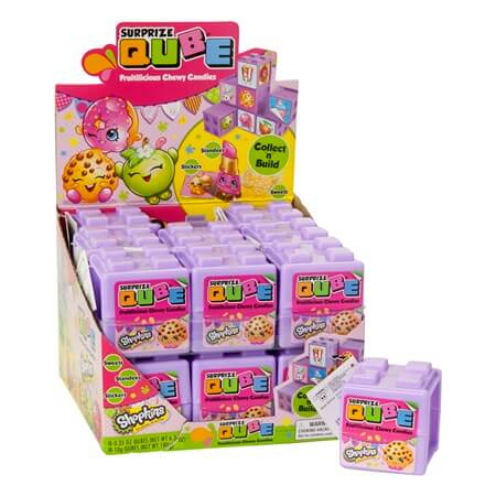 Shopkins Qube - 18ct