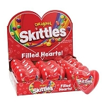 Skittles Filled Hearts  - 12ct