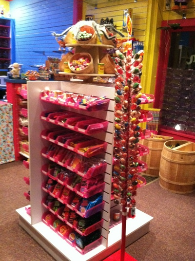 Candy Concepts Inc 4 Way Candy Display Package