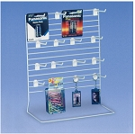 Small Peg Countertop Display - 9 hooks