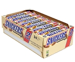 King Size Snickers Almond - 24ct