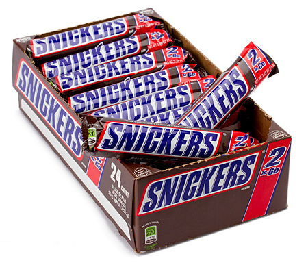 King Size Snickers | Wrapped Candy | Chocolate Candy
