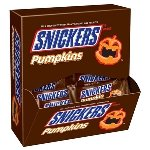 Snickers Pumpkin - 24ct