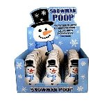 Snowman Poop Jelly Beans - 18ct