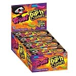 Halloween Sour Brite Dip'n Crawlers - 12ct