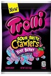 Sour Brites Very Berry Crawlers  - 12ct