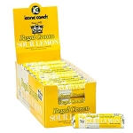 Sour Lemon Candy Roll - 24ct