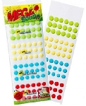 Sour Mega Candy Buttons - 24ct