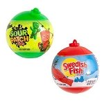 Sour Patch Kids And Swedish Fish Ornaments - 12ct